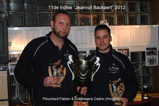 11de trofee Jeannot Backaert